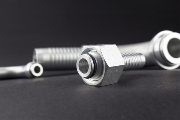 Конус 24 градуса Метрическая резьба стандарт DKOL DKOS гидравлический фитинг
