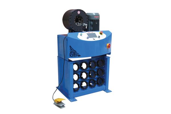 Машина высокого давления гидравлического шланга гофрируя для промотирования малого бизнеса