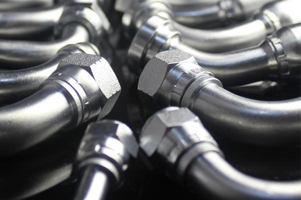Гидравлические фитинги и переходники 45 GB Метрическая внутренняя часть 74 Фитинги для шланга с конусным седлом Hydaulic Parts 20791