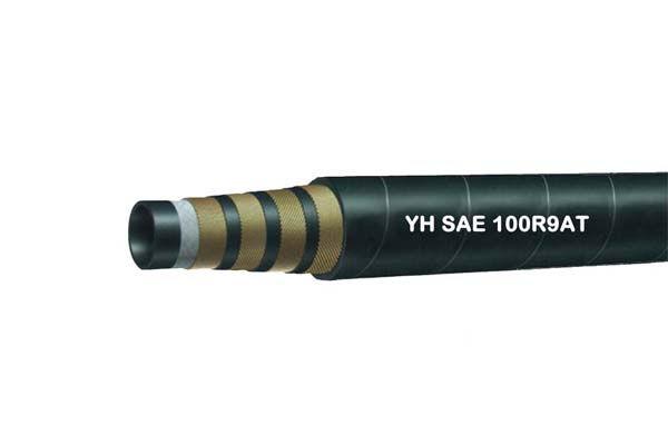 SAE-100R9AT-шланг